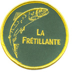 Badge La fretillante