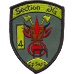 Badge section DG
