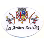 Badge Les Archers Sourdins