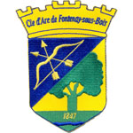 Badge Compagnie d'Arc Fontenay sous