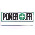 Badge Poker + .fr
