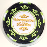 Badge Montmartre Holdem