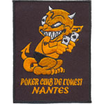 Badge pokernantes