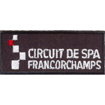 Badge Circuit Spa-Francorchamps