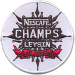 Badge Nescafe Champs Leysin