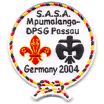 Badge S.A.S.A Germany 2004