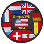 Badge Europe WS 2004