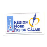 Badge Region Nord pas de Calais