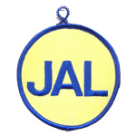 Badge JAL