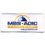 Badge MBS-ADIC