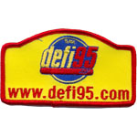 Badge Defi 95