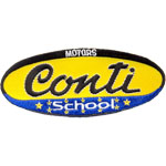 Badge Conti school