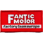 Badge Fantic motor
