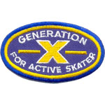Badge Generation X