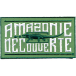 Badge Amazonie Decouverte