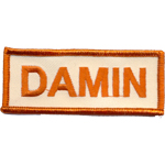Badge Damin