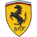 Badge FERRARI