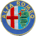 Badge Alfa Romeo
