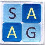 Badge SAAG