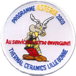 Badge Asterix