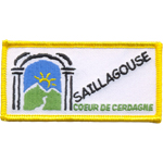 Badge Saillagousse