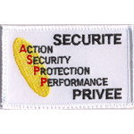 Badge Securite STS