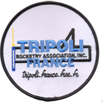 Badge Tripoli France