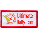 Badge Ultimate rallyµ