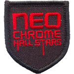 Badge Neo Chrome