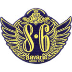 Badge Bavaria 1