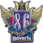 Badge bavaria 2