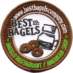 Badge www.bestbagels.com