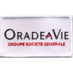 Badge Orade a Vie