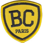 Badge BC paris