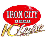 Badge Iron City Beer