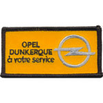 Badge opel