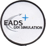 Badge EADS GDI Simulation