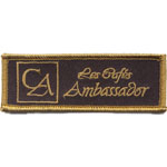 Badge Café Ambassador