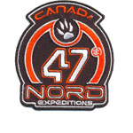 Badge 47 nord