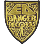 Badge ED BANGER RECORDS
