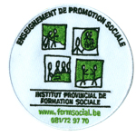 Badge enseignement promotion sociale