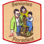 Badge Seniories Floradant