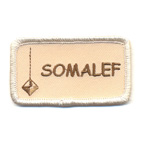Badge SOMALEF