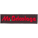 Badge Mr Bricolage