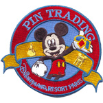 Badge Pin trading